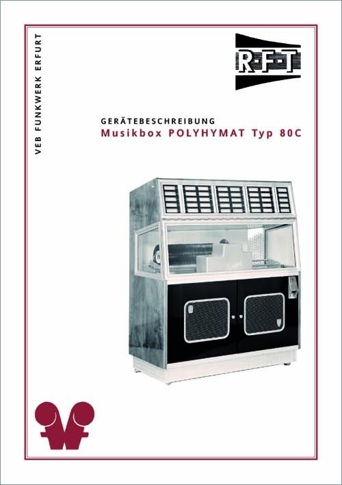 Gerätebeschreibung Polyhymat 80C