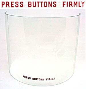 "Decal ""Press Buttons Firmly"""