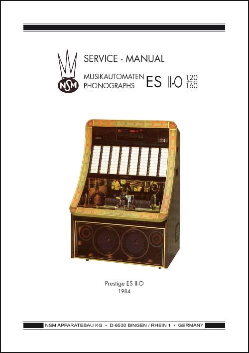 Service Manual Prestige II-O