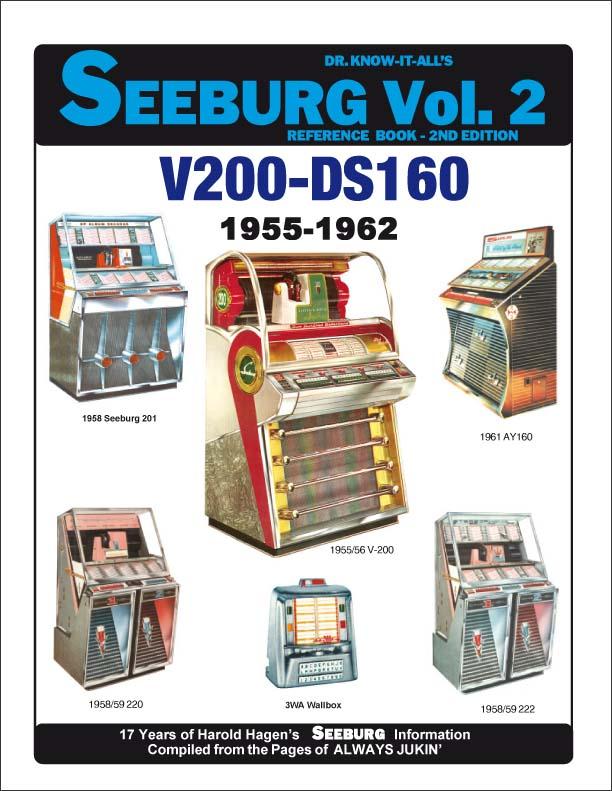 "Reference-Book ""Seeburg Vol. 2"""