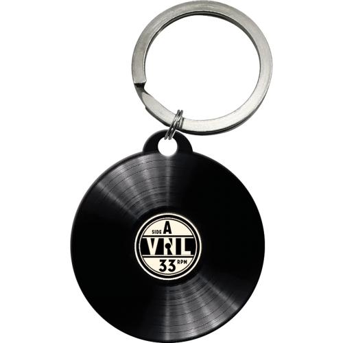 "Schlüsselanhänger ""Retro Vinyl"""