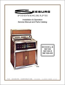 Service Manual Seeburg SE100