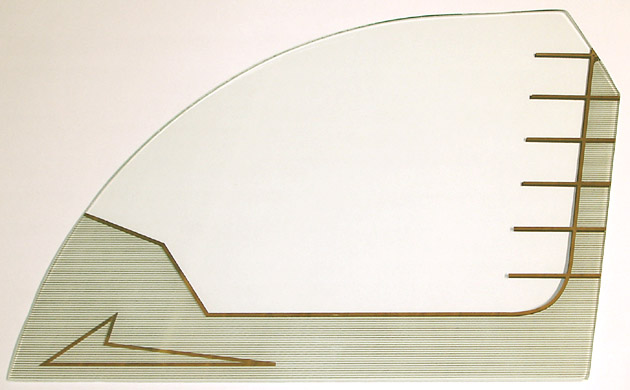 Seitenscheibe 2200-2204, rechts