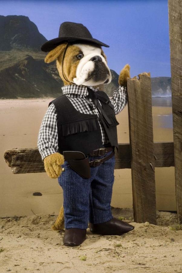 """Sheriff """"Bulldogg"""""""