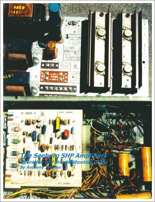 The Seeburg SHP Amplifiers
