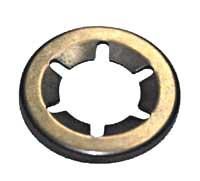 Schnellbefestiger, rund, 5 mm