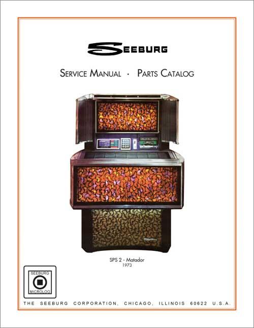 Service Manual Seeburg SPS2