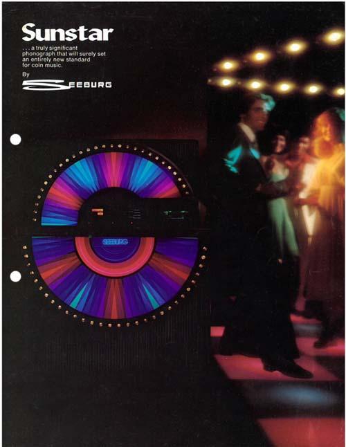 Brochure Seeburg STD3