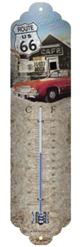 "Thermometer ""Route 66 - The Mother Road"""