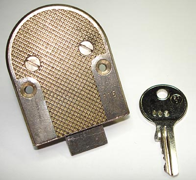 Cabinet key Tonomat