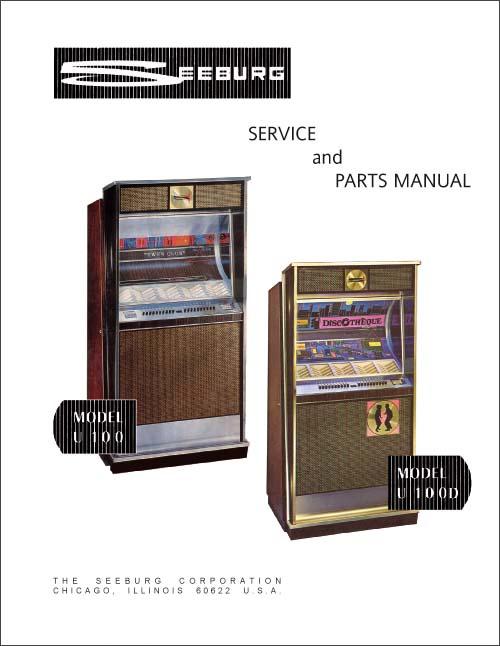 Service Manual U100 & U100D
