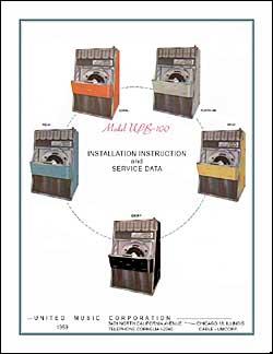 Service Manual UPB-100