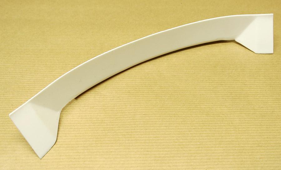 Plastic trim below glass bowl, Conti 1 and 2