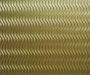 Mechanism background, gold