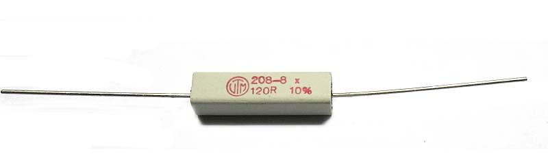 Widerstand 120 Ohm, 5 Watt