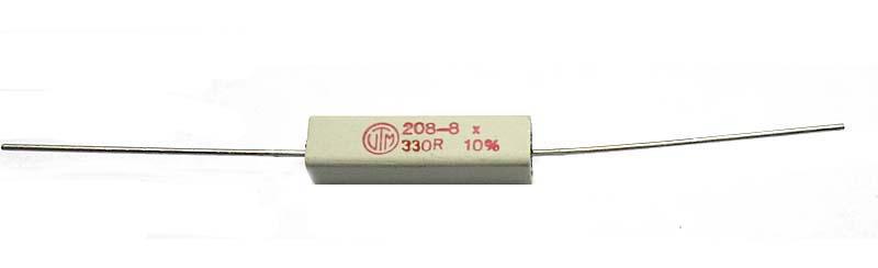 Widerstand 330 Ohm, 5 Watt