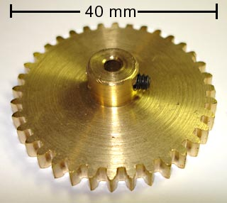 Gear, W1100