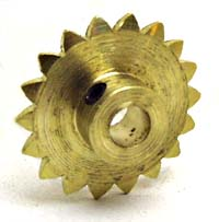 Gear animation motor M100C, small
