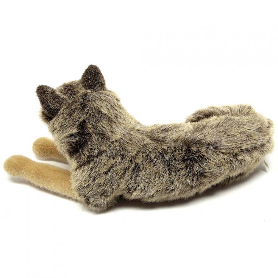 Wolf lying on back - photo#11