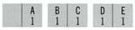 Number decals 1488, 1496