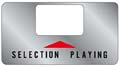 "Decal ""SELECTION PLAYING"" - I"