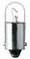 Ba9s miniature lamp 24V/2W