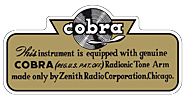 Cobra decal