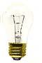 E27 Lampe 15W/110V, klar