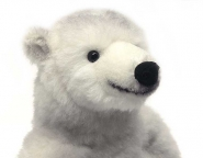 """Eisbär """"Schmuddel"""""""