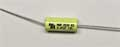 0,47 µF high voltage capacitor, axial