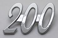 """Emblem """"200"""""""