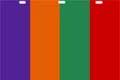 Farbfolie Drehzylinder OMT, spät