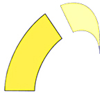 Panel, yellow