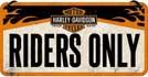 """Hängeschild """"Harley Davidson"""""""