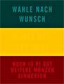 """Instruction glass """"Wähle nach Wunsch"""""""