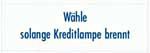 Instruktionsschilder, blau, deutsch