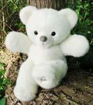 """Cuddly teddy bear """"Flocke"""""""