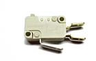 Micro switch without lever - 6.3 mm