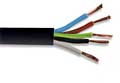 Power cord, 5-conductor