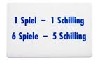 "Pricing insert ""6 Spiele"", AT"
