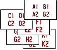 Programmgläser A1-K0