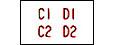Program glass C1-D0