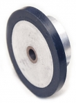Record drive wheel, narrow