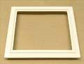 Rahmen für Preisschilder, weiß