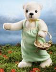 "Blumenmädchen ""Anuschka"" - Teddy"