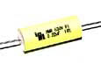 0,22 µF high voltage capacitor, axial