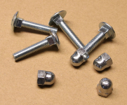 Decorative nuts and bolts 1493
