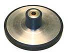 Zwischenrad im Plattentellerantrieb, 45 rpm