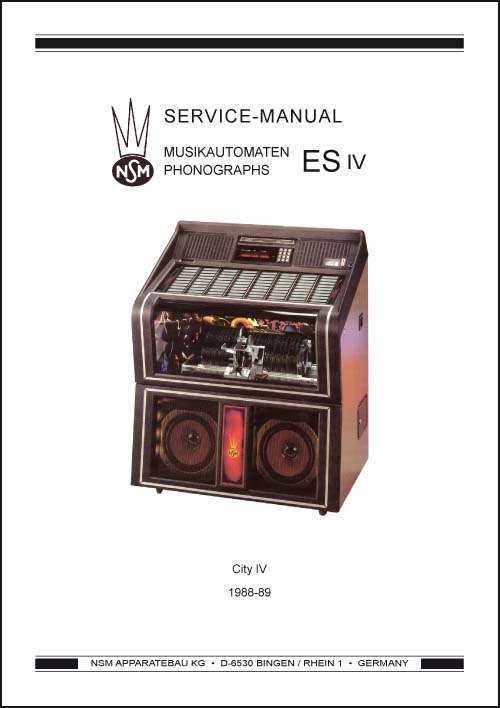 stamann musikboxen jukebox world service manual city iv rh jukebox world de wurlitzer 1015 jukebox repair manual rowe jukebox repair manual