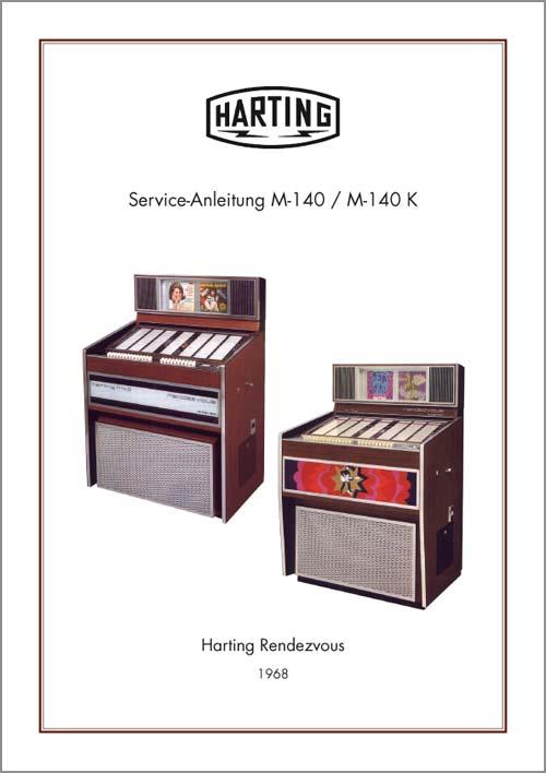 Tonnadel f/ür Plattenspieler Harting M 140 von Harting
